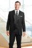 2-Button Slim Fit Nested Tuxedo & Pants