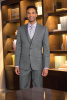 Light Grey Slim Fit Suit & Pants