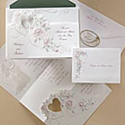carlson craft wedding invitations carlson craft invitations 3508